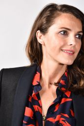 "Keri Russell - TimesTalks 20th Anniversary Festival ""The Americans"" in NY"