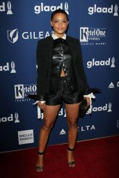 Kiersey Clemons – 2018 GLAAD Media Awards in LA