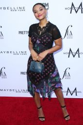 Kiersey Clemons – The Daily Front Row Fashion Awards 2018 in LA