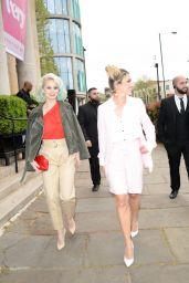 Kimberly Wyatt and Ashley Roberts – Global Gift Nelson Mandela Centenary Dinner in London 04/24/2018
