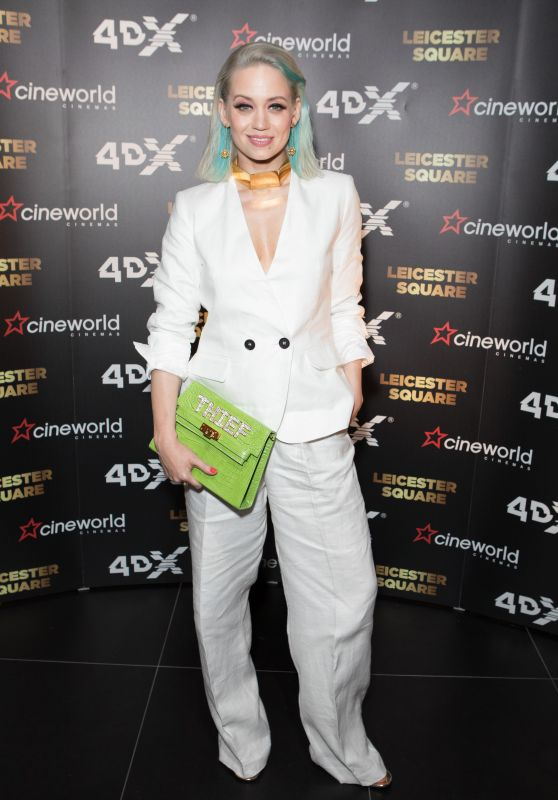 Kimberly Wyatt – Cineworld Leicester Square Relaunch Party in London