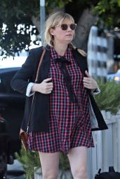 Kirsten Dunst - Out in Los Angeles 04/13/2018