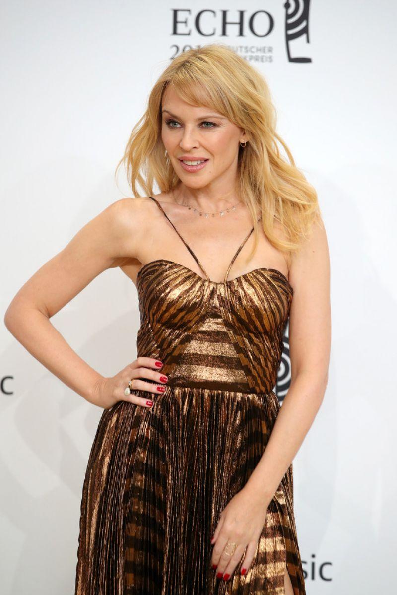 Kylie Minogue 2018 Echo Awards In Berlin
