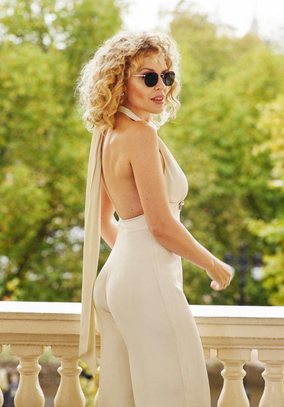 Kylie Minogue - New Specsavers Range Photoshoot, April 2018