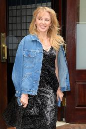 Kylie Minogue - New York City 04/25/2018