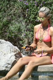 Lady Victoria Hervey - in Bikini at Coachella 2018