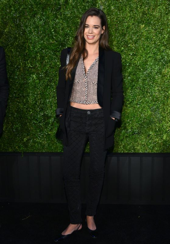 Laia Costa – CHANEL Tribeca 2018 Artists Dinner in NYC