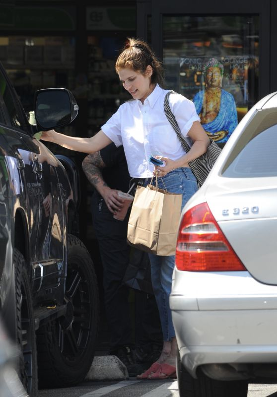 Lake Bell - Out in West Hollywood 03/31/2018