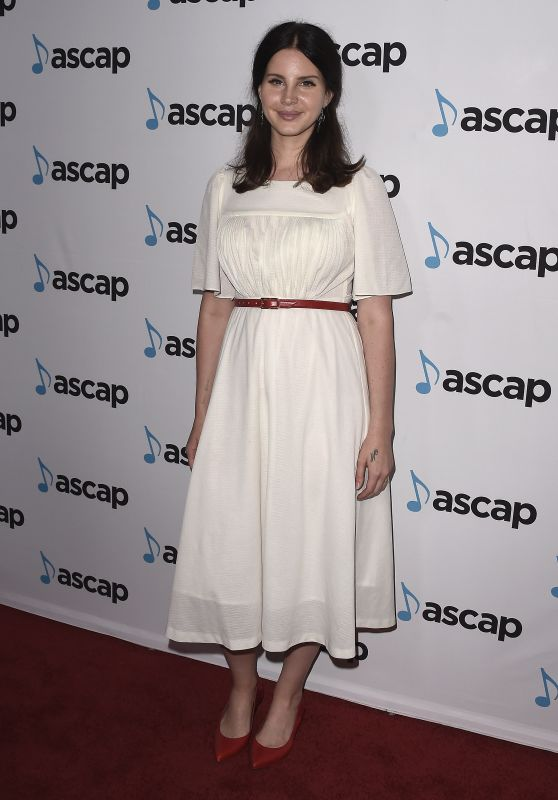 Lana Del Rey - ASCAP Pop Music Awards 2018