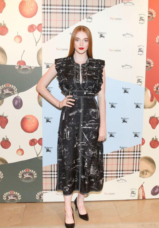 Larsen Thompson - Burberry x Elle Celebrate Personal Style With Julien Boudet in LA