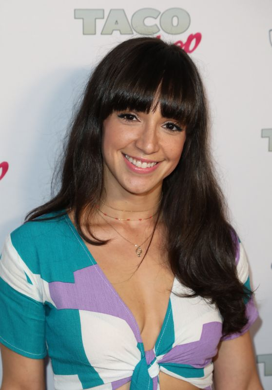 "Laura Aleman – ""Taco Shop"" Premiere in LA"