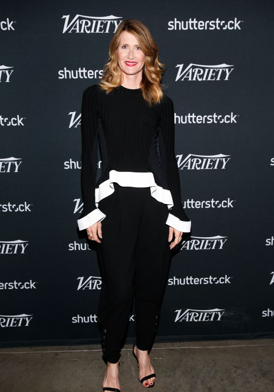 Laura Dern - Variety Actors on Actors in Los Angeles 04/28/2018