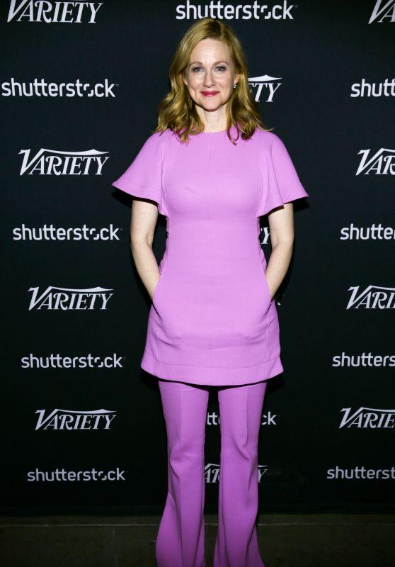 Laura Linney – Variety Actors on Actors in Los Angeles 04/28/2018