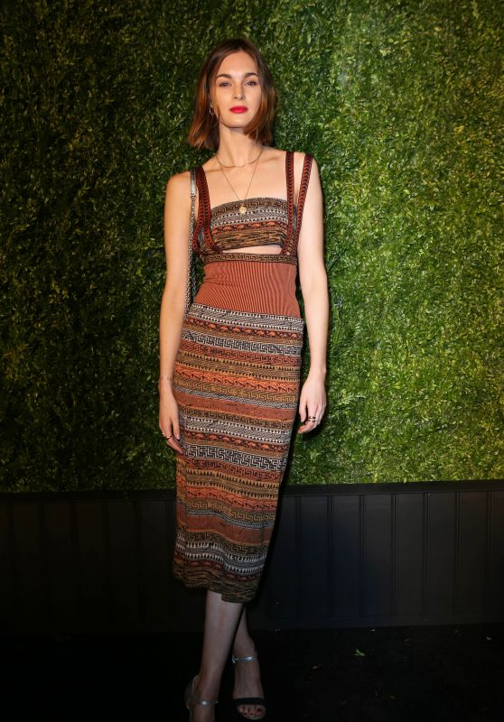 Laura Love – CHANEL Tribeca 2018 Artists Dinner in NYC