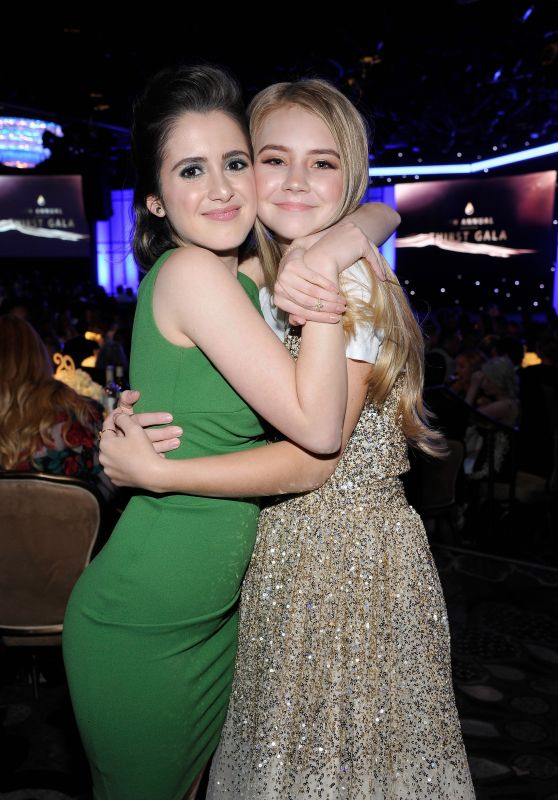 Laura Marano and Tegan Marie – 2018 Thirst Gala in Beverly Hills