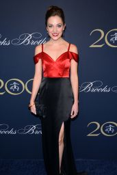 Laura Osnes – Brooks Brothers Bicentennial Celebration in NYC