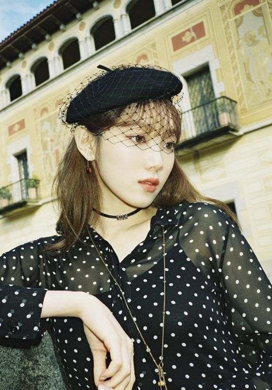 Lee Sung Kyung - Dazed Korea, March 2018 x Dior