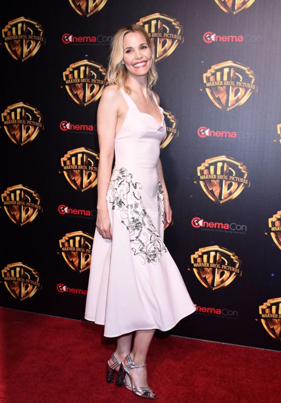 "Leslie Bibb – ""The Big Picture"" at CinemaCon 2018 in Las Vegas"