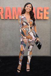 "Liane V – ""Rampage"" Premiere in LA"