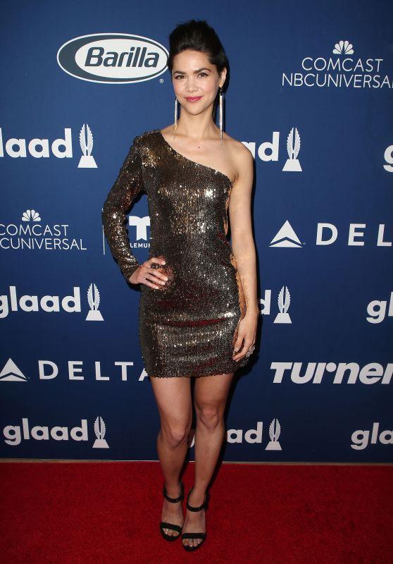 Lilan Bowden – 2018 GLAAD Media Awards in LA