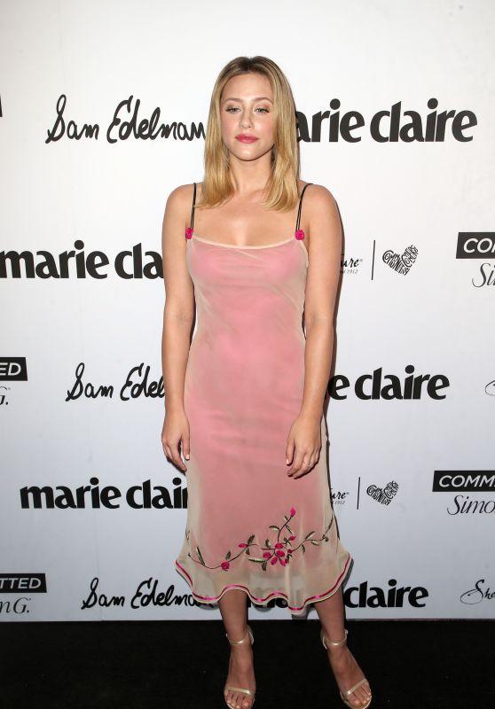 "Lili Reinhart – Marie Claire ""Fresh Faces"" Party in LA 04/27/2018"