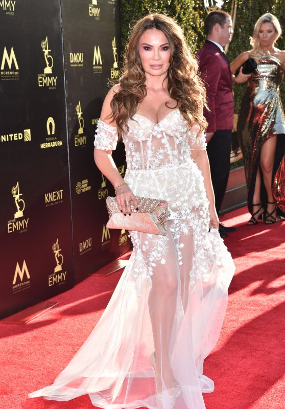 Lilly Melgar – 2018 Daytime Creative Arts Emmy Awards in LA