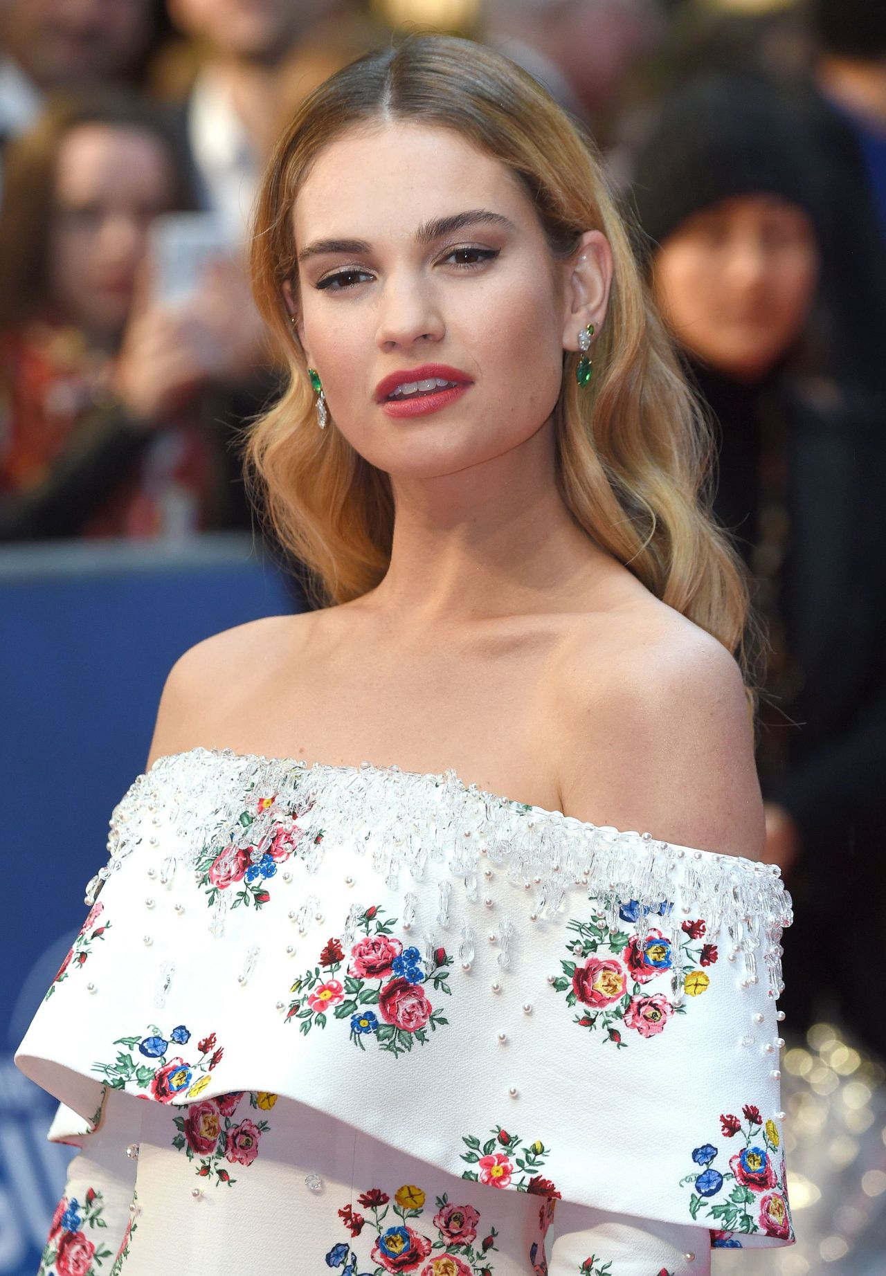 Lily James Quot The Guernsey Literary And Potato Peel Pie