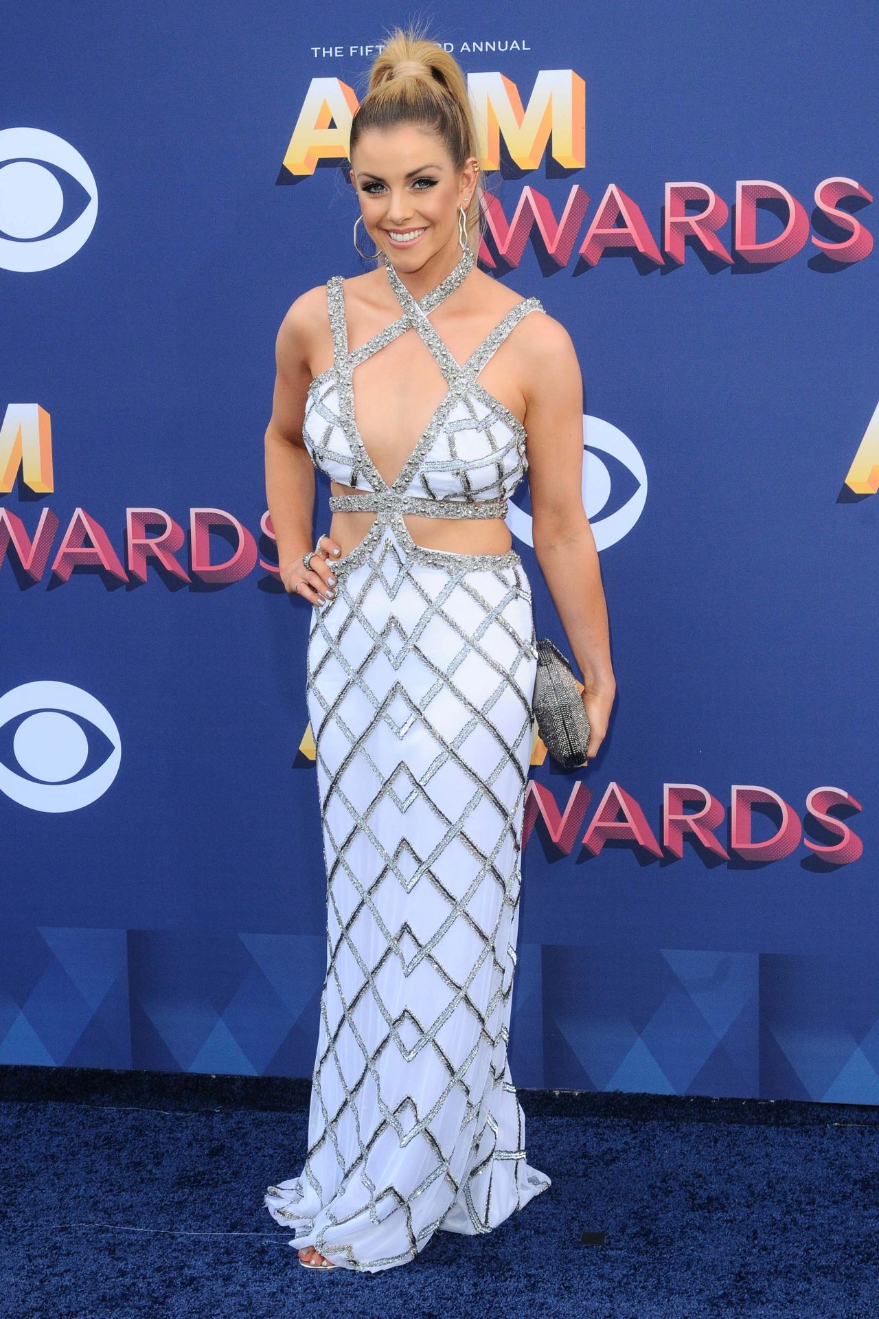Lindsay Ell Academy Country Music Awards Las
