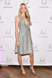 Lindsay Ellingson - World of Pink Breast Cancer Benefit in New York 04/19/2018