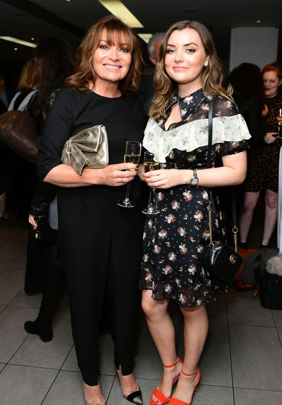 Lorraine Kelly – An Evening With Chickenshed Party in London