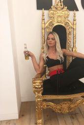 Louisa Johnson - Social Media, March 2018