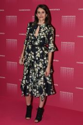 "Louise Monot - Opening of the Canneseries Festival and ""Versailles"" Season 3 Premiere in Cannes"