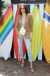 Louise Roe – Henri Bendel Surf Sport Collection Launch in LA 04/27/2018