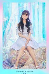 Lovelyz - 4th Mini Album Concept Photoshoot 2018