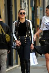 Ludovica Frasca Street Fashion - Milan 04/16/2018