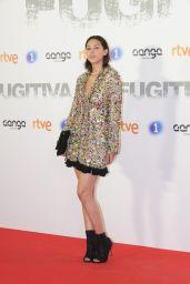 "Luisa Rubino – ""Fugitiva"" Premiere in Madrid"