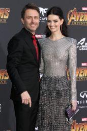 """Lydia Hearst– """"Avengers: Infinity War"""" Premiere in LA"""