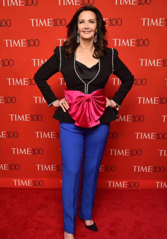 Lynda Carter - TIME 100 Most Influential People 2018