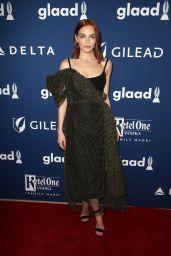 Madeline Brewer – 2018 GLAAD Media Awards in LA