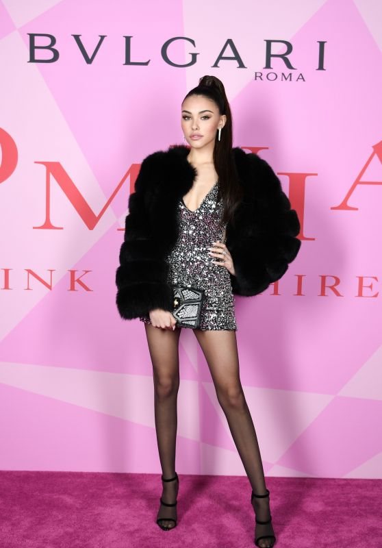 """Madison Beer – Bvlgari Celebrates New Fragrance """"Omnia Pink Sapphire"""" in Los Angeles"""
