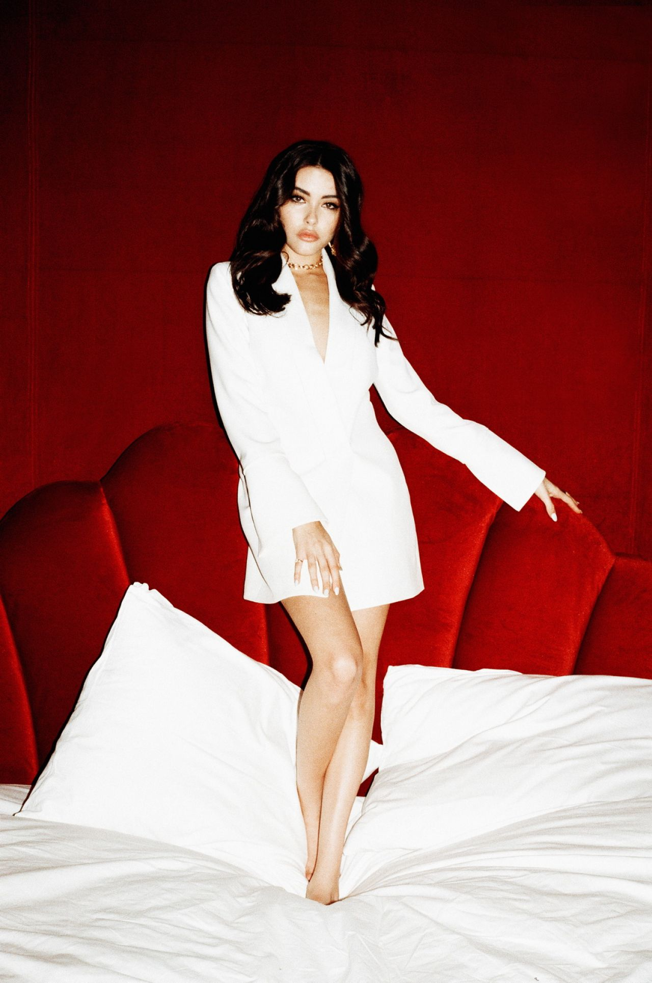 e76fe69a4 Madison Beer – Madison Beer X Missguided 2018 Campaign