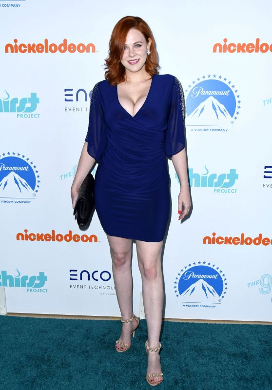 Maitland Ward - 2018 Thirst Gala in Beverly Hills