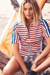 Margot Robbie - Photoshoot for Elle Italy May 2018