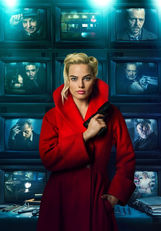 "Margot Robbie - ""Terminal"" Posters, Promotional Pics and Stills 2018"