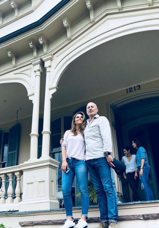 Maria Menounos - Social Media 04/15/2018