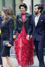 Mary Elzabeth Winstead and Ewan McGregor - New York 04/23/2018