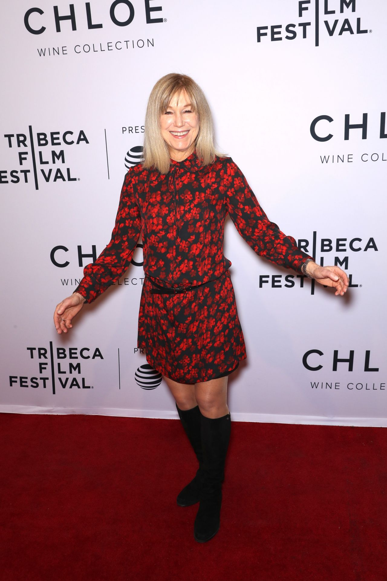 Mary Kay Place - \u0026quot;State Like Sleep\u0026quot; Premiere at Tribeca Film Festival 2018