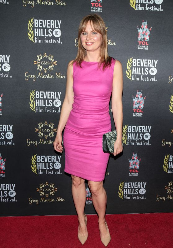 Mary Lynn Rajskub – 2018 International Beverly Hills Film Festival Opening Night Gala