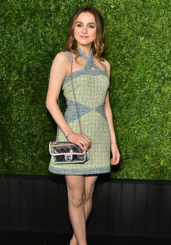 Maude Apatow – CHANEL Tribeca 2018 Artists Dinner in NYC