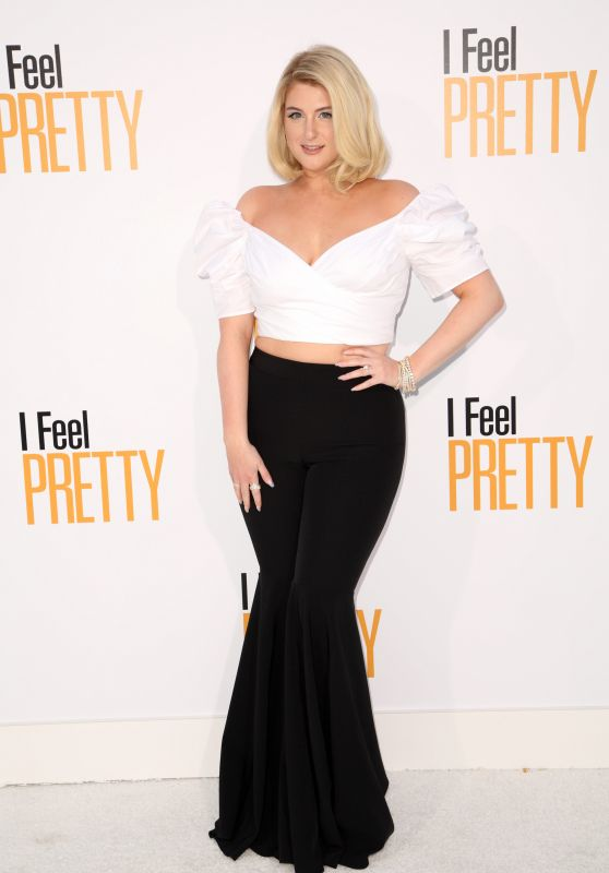 "Meghan Trainor – ""Feel Pretty"" World Premiere in Westwood"